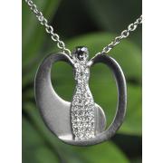 Amulett Yin-Yang Engel