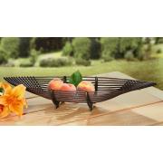 Deko-Schale aus Bambus Boot