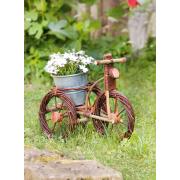 Blumenständer Fahrrad