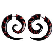 Ohrringe aus Horn Sandonis