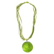 Halskette Muschel Eliana, grün